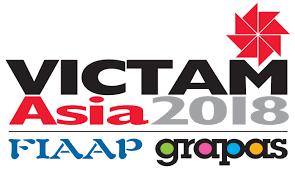 Victam Asia 2018 logo