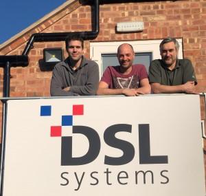DSL Team Leaders (Cropped)